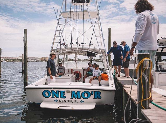 Deep sea fishing is a great activity for all ages! Contact Wet-N-Wild today to book your next adventure!
