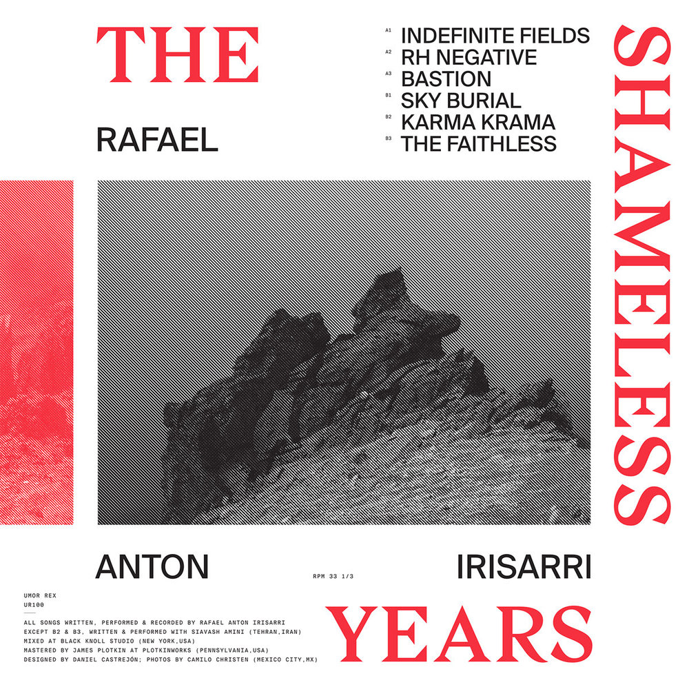 "The Shameless Years   Year: 2017 Label: Umor Rex Country: Mexico Format: 12"" Vinyl, Digital"