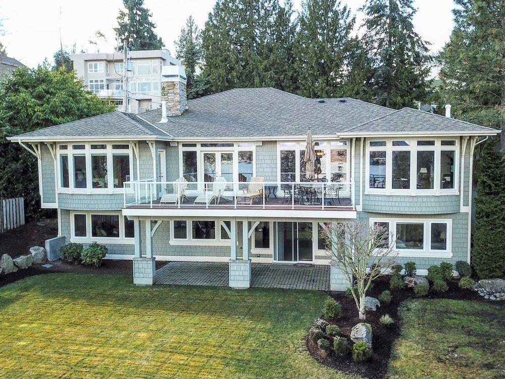 Mercer Island, House & Cottage