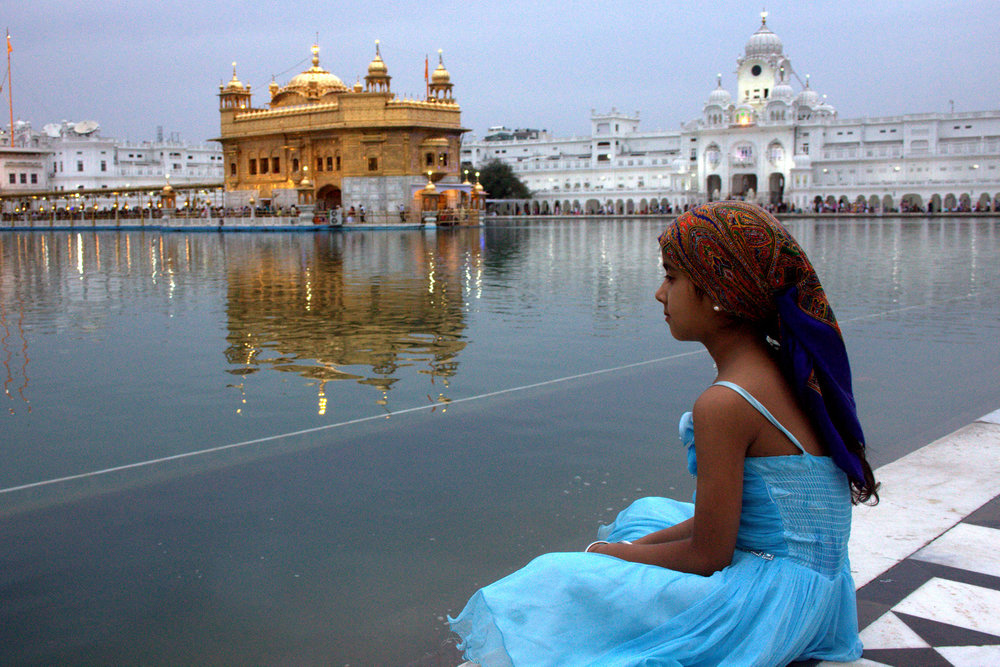 The Girl and the Golden Temple