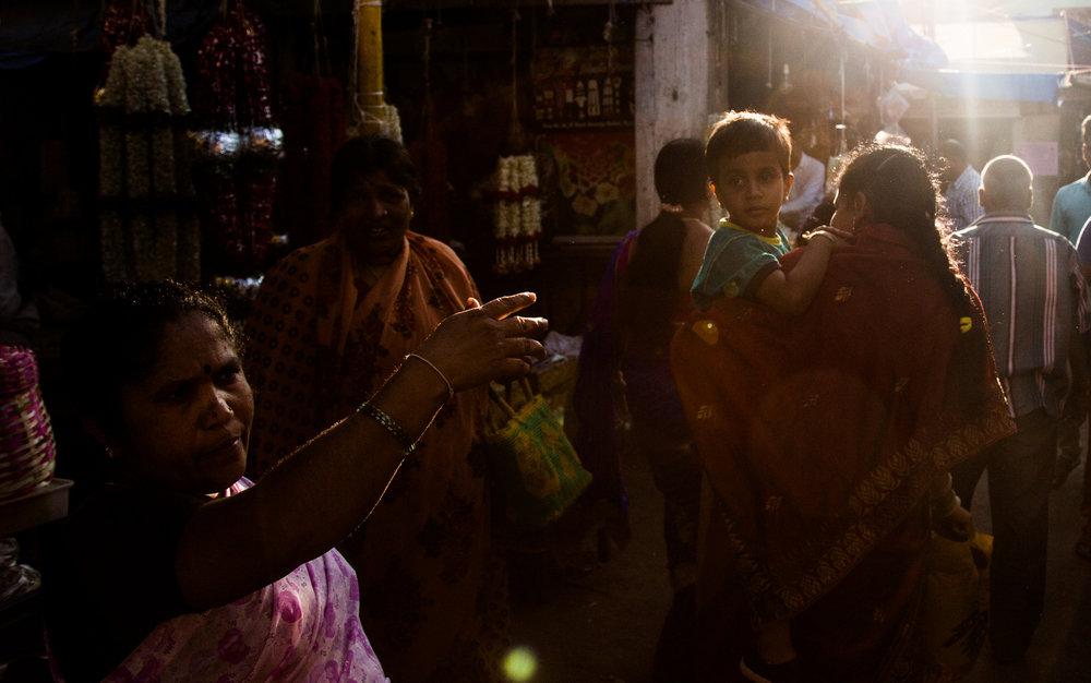Mysore's Markets