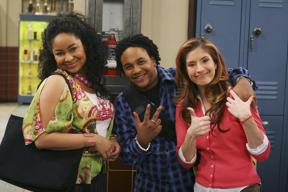 That's So Raven  first aired on Disney Channel on January 17, 2003 starring Raven-Symoné. Photo by Disney.
