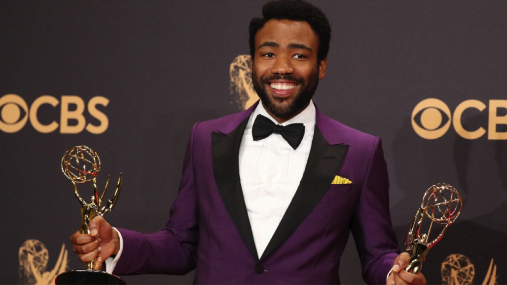 Showing he can do it all, Donald Glover won two Emmys, one for best comedy actor and one for best comedy director, both for his show Atlanta.  Photo obtained from Grist website
