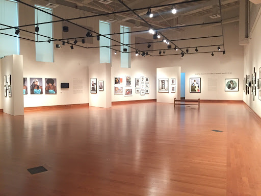 """Curated by Deborah Willis of New York University, """"Posing Beauty in African American Culture"""" is on display in the Driskell Center until Saturday, April 27, 2019 . (Iman Hassen/The Black Explosion)"""
