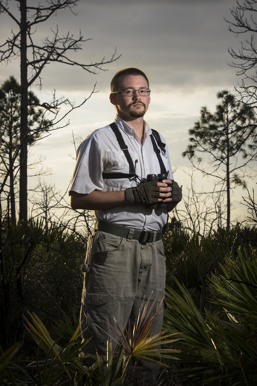 David Sherer    Florida Scrub-Jay Research Intern   Archbold Biological Station  2016/11/23