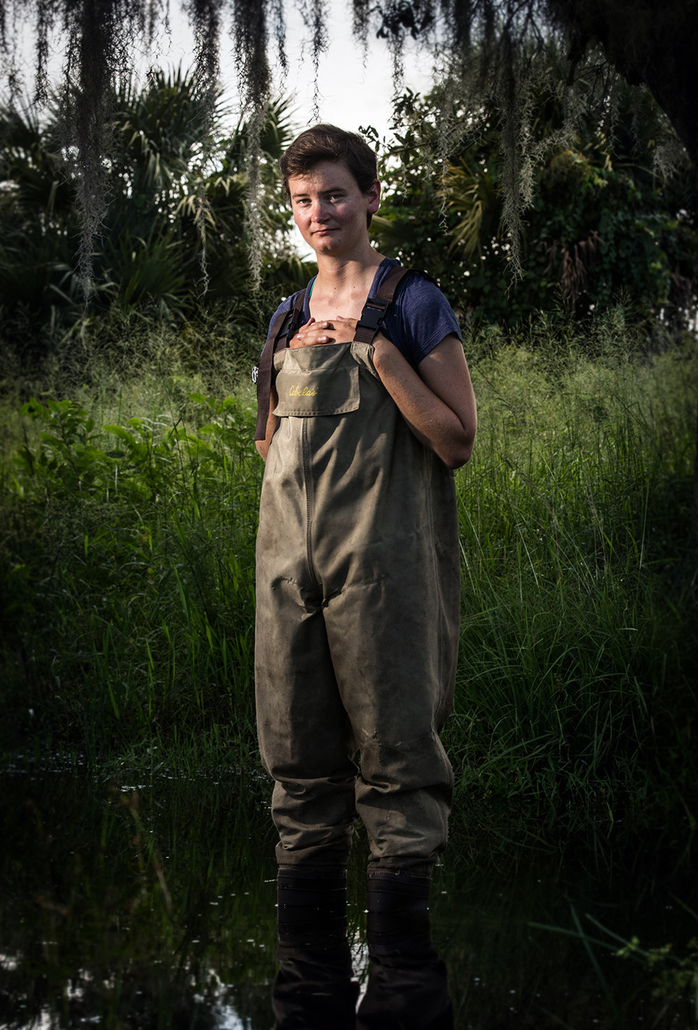 Ruth Wittington    Agro-ecology Research Intern   MacArthur Agro-ecology Research Center  2016/8/11