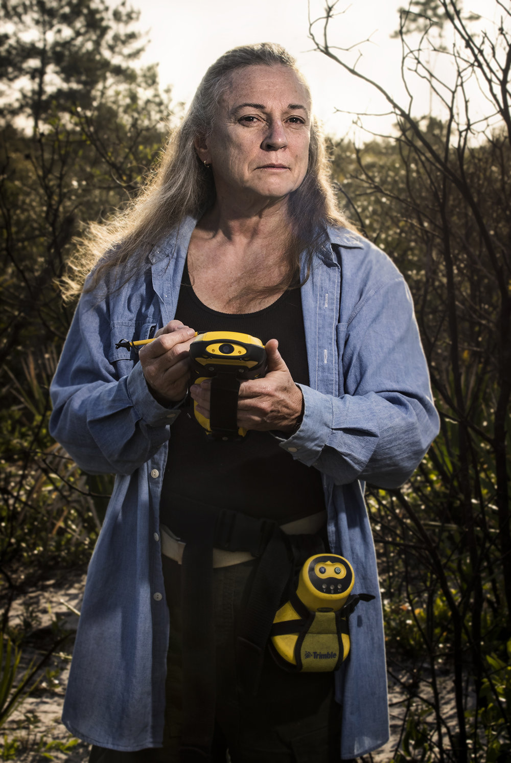 Roberta Pickert Mapping Specialist Archbold Biological Station 2015/2/2
