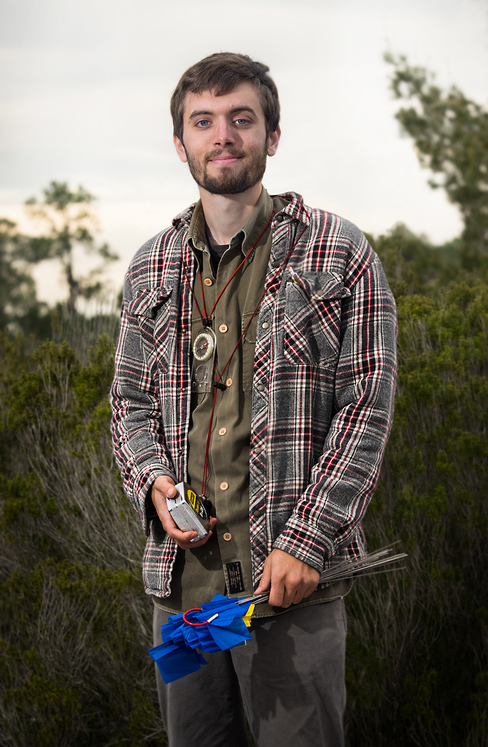 Brian Josey Plant Ecology Research Intern Archbold Biological Station 2016/1/14