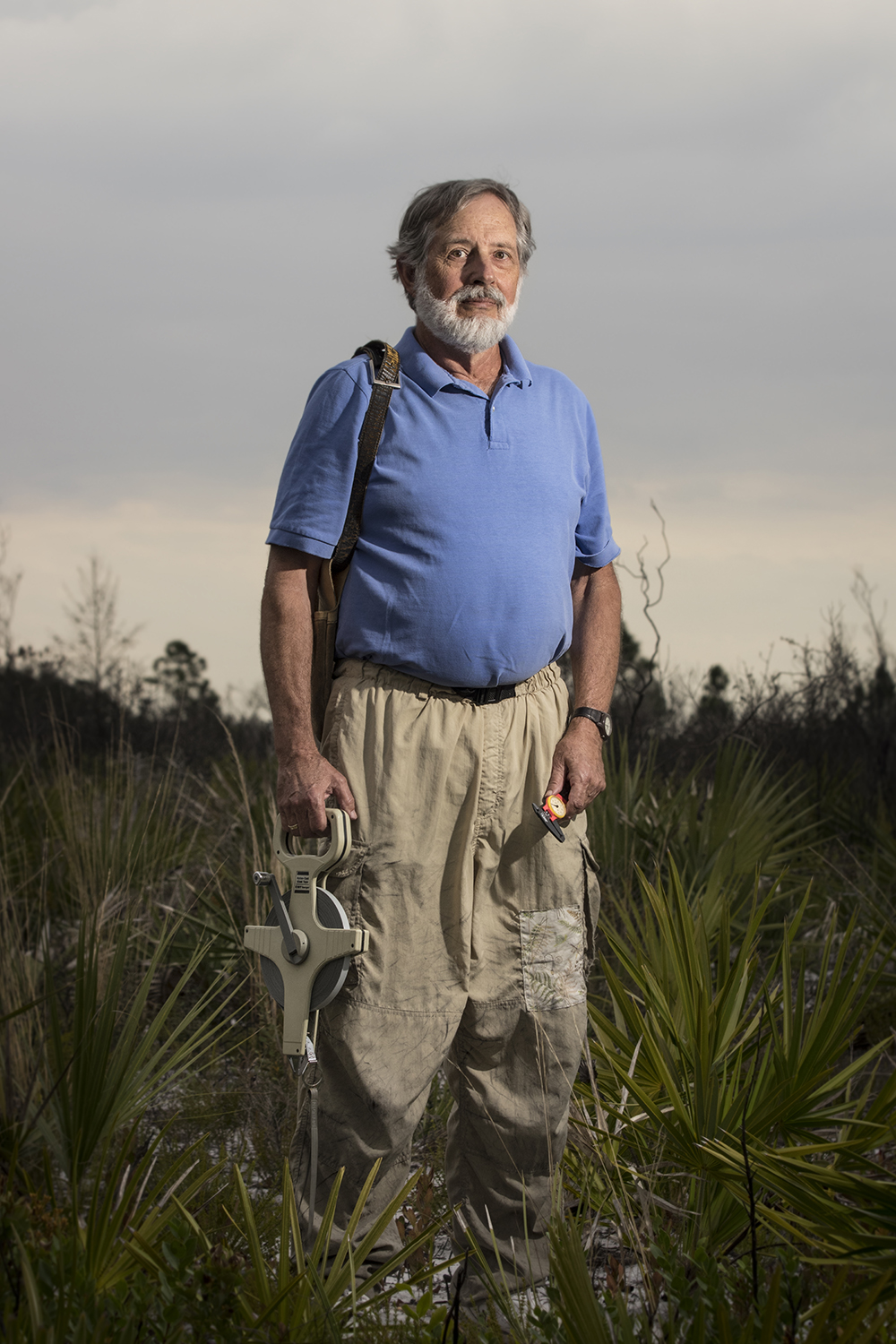 James Carrel Entomology Researcher Archbold Biological Station 2017/3/8
