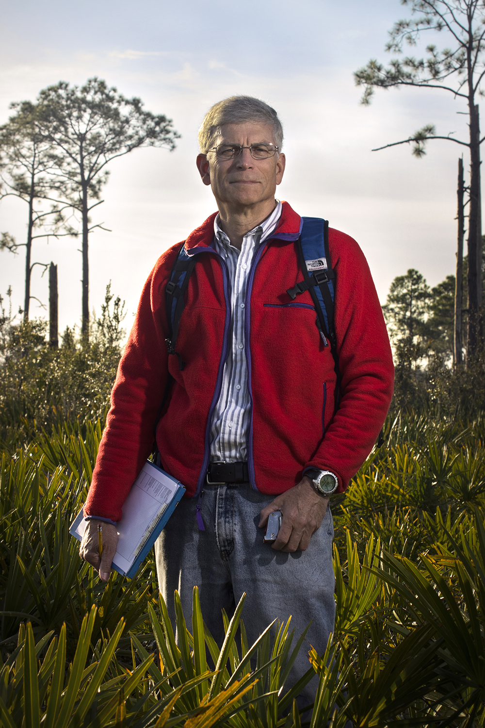 "Warren ""Abe"" Abrahamson Plant Ecology Archbold Biological Station 2015/2/16"