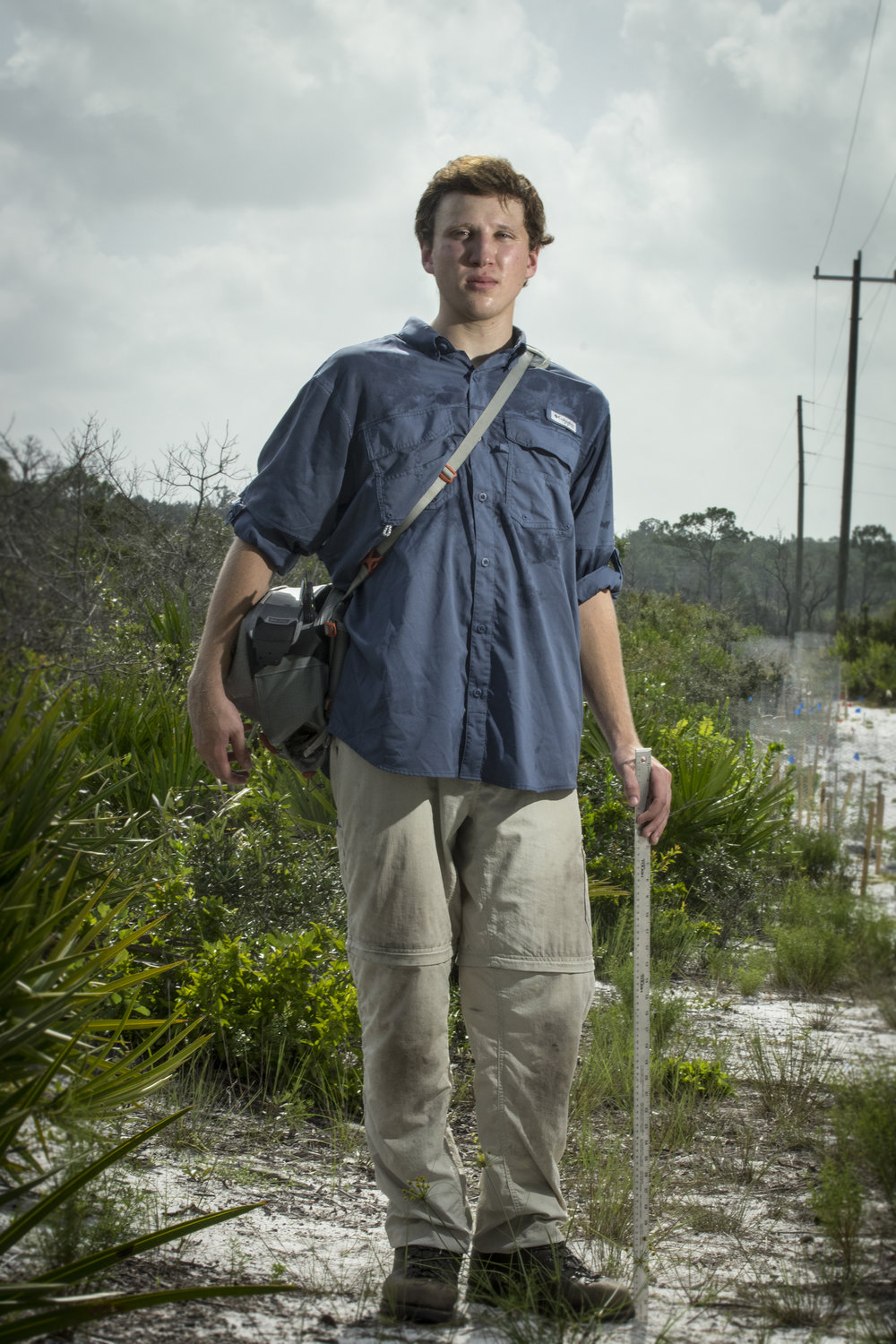 Mitch Trychta    Community Ecology Research Intern   Archbold Biological Station  2017/8/4