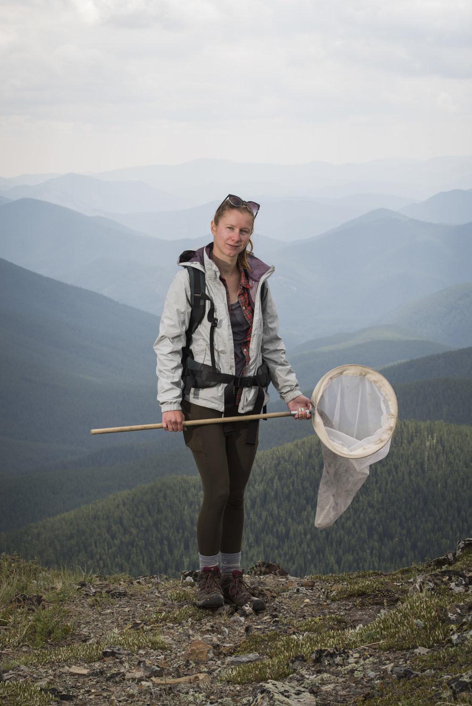 Emily McNamara, Undergraduate Researcher