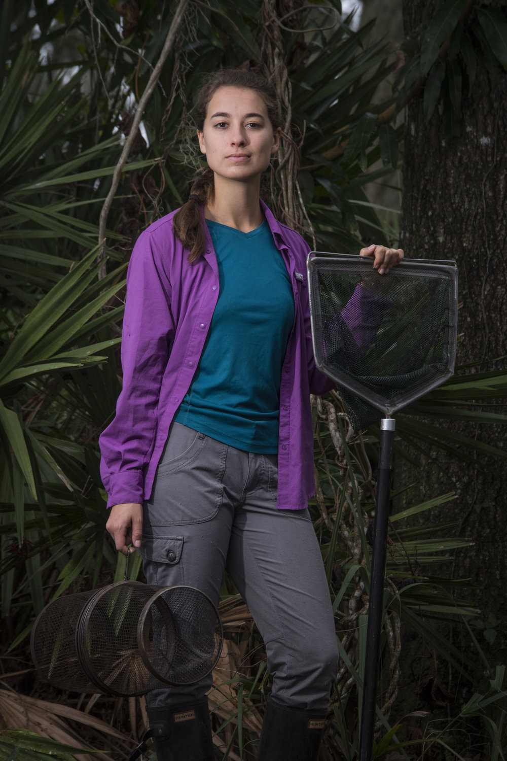 Madison Harman    Herpetology Research Intern   Archbold Biological Station  2018/12/20