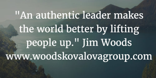 The Hard Truths About Authentic Leadership Woods Kovalova Group Llc