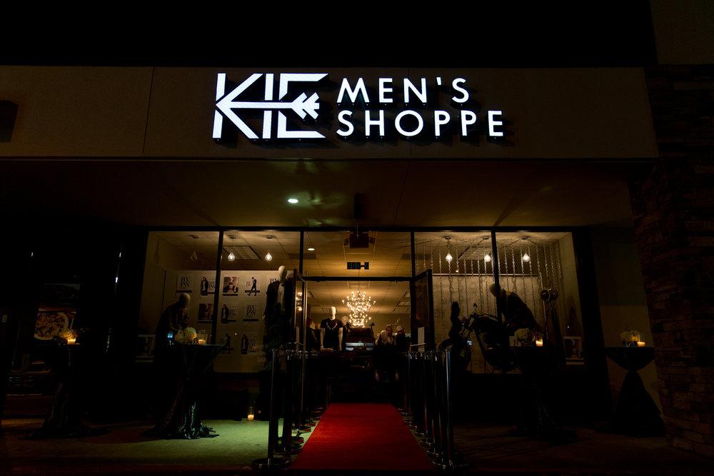 The Shoppe - Brick & Mortar Opens December 13, 2014