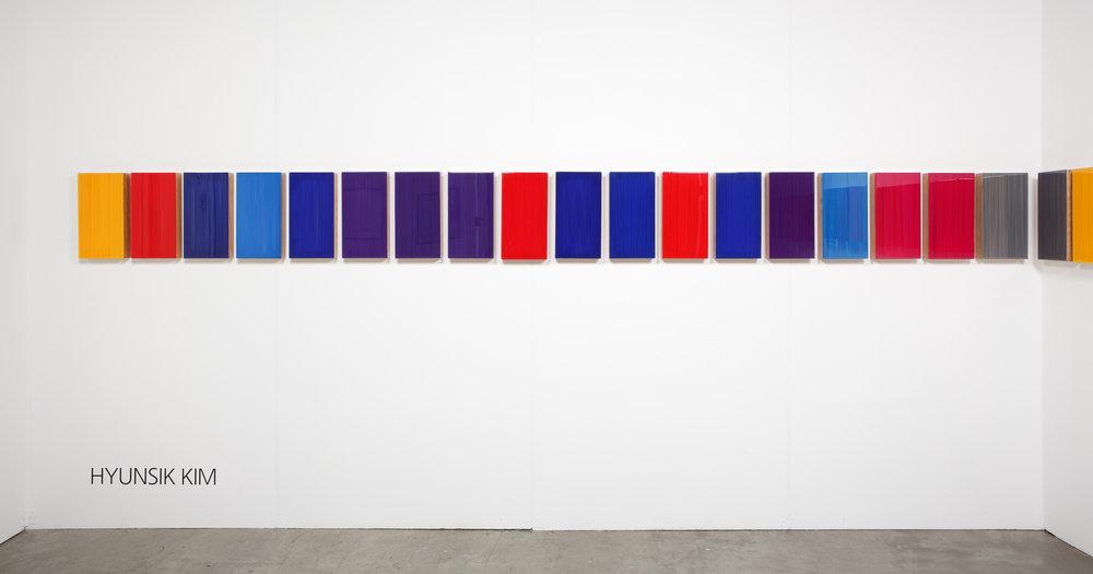 김현식_Who likes any colors?, wooden frame, 40.5 x21.5x 7cm