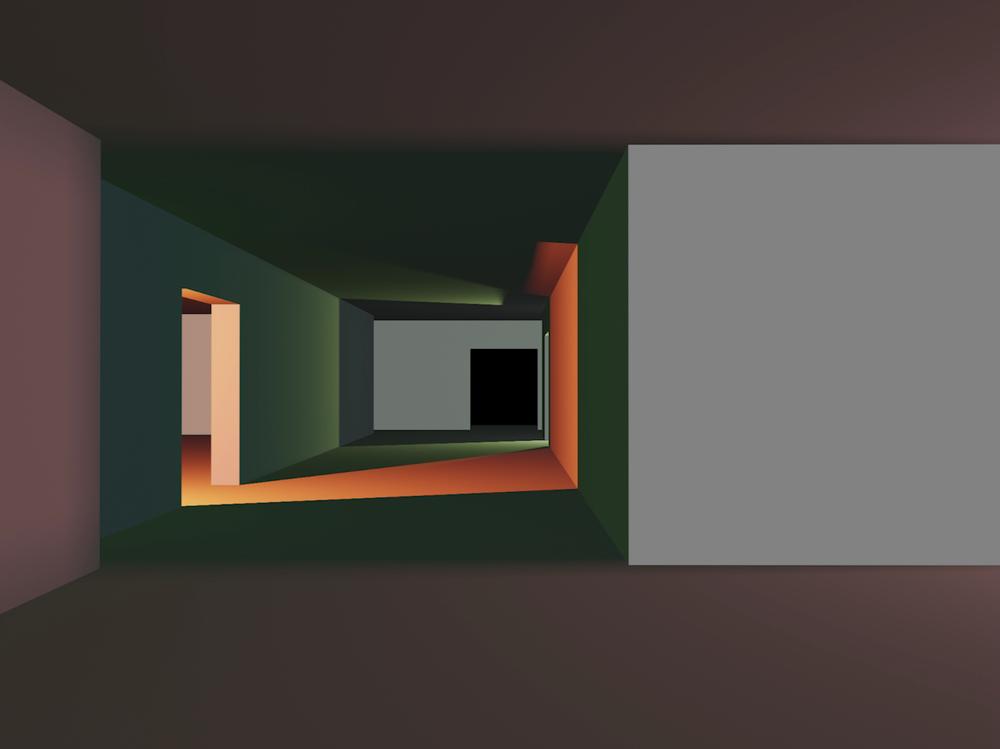정정주_passage2018-1, 3D Animation