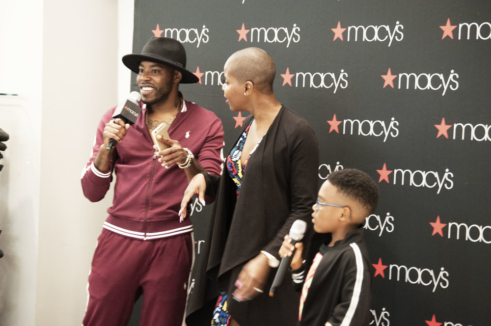 Macy's Celebrates: Father's Day - Macy's Lenox Square Mall