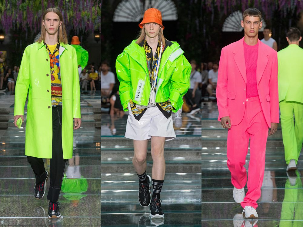 Versace-Men-SS19-fashion-show-neon-color.jpg