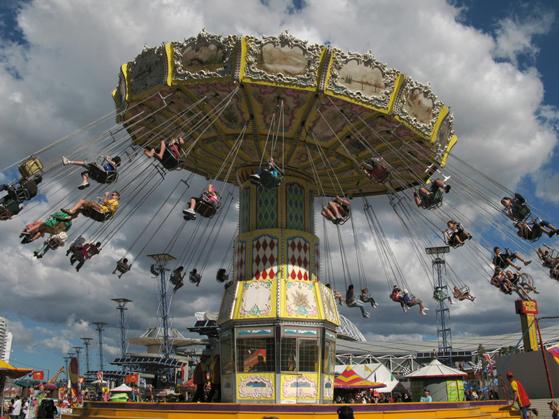 Carousel, Easter Show, 2010