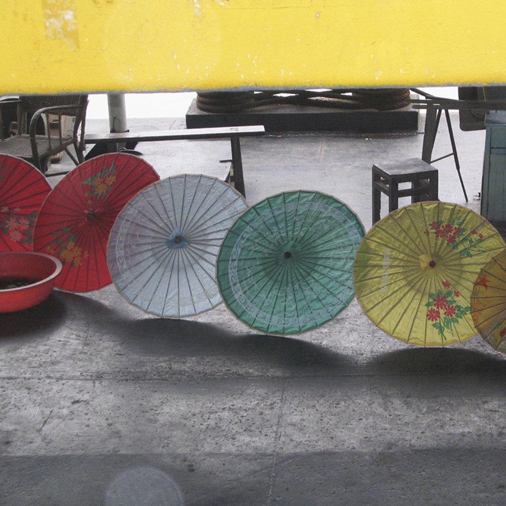 Yangtze Umbrellas