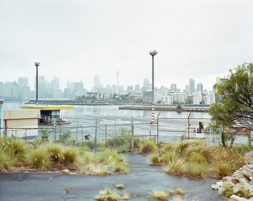 Sydney, from Balmain