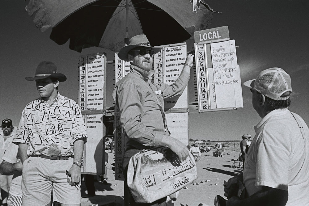 Birdsville Races Bookmaker