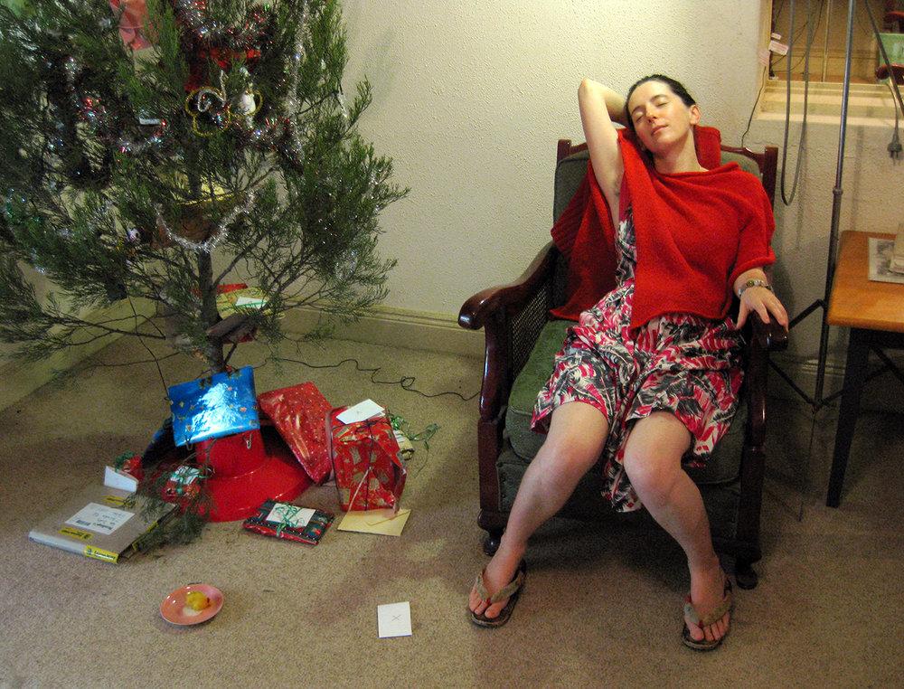 The mother on Christmas Eve, 2009LR.jpg