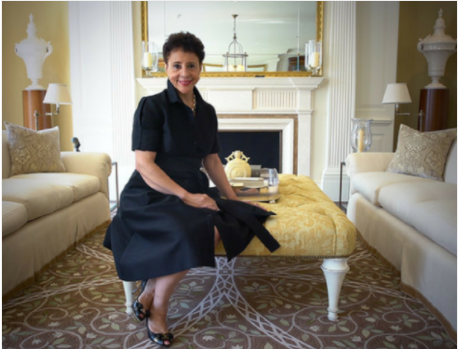 Sheila Johnson supports artists, entrepreneurs, in annual Middleburg Film Festival
