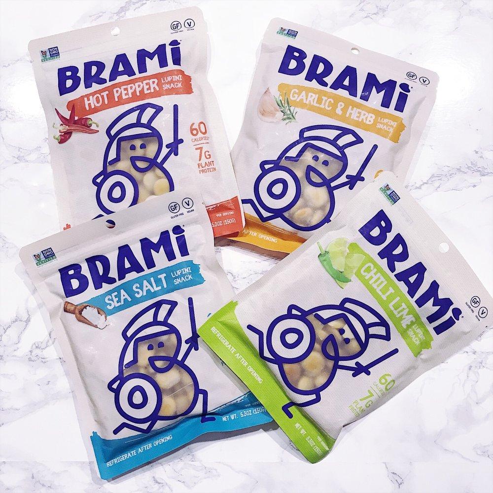 vegan keto snacks brami lupini beans