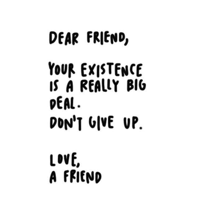 Hey! YOU! • • • • #friends #heyyou #dontgiveup #bigdeal #iseeyou #iappreciateyou #ihearyou #ketofam #veganlife #recovery