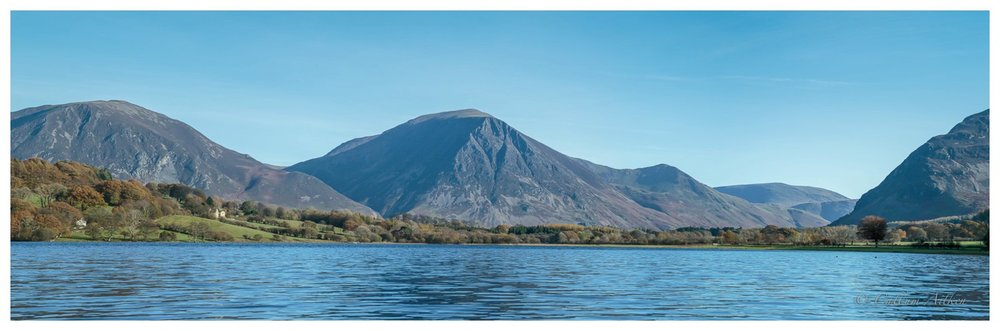 Loweswater Pano