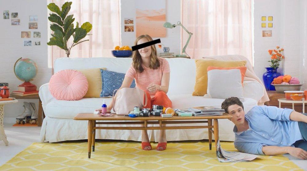 VITAMINWATER - ESSENTIALS   DIR- Wendy McColm AGENCY- Wieden + Kennedy PROD CO- Ghost Robot