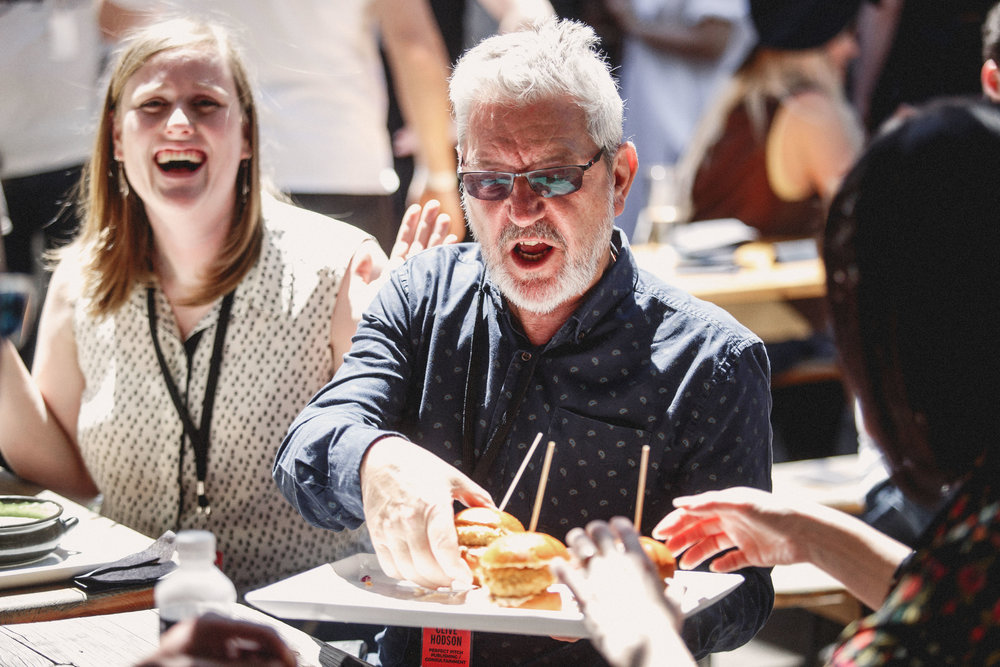 Bookers & Burgers - The best way to get to know booking agents better; over a burger! Bookers and Burgers returns, providing a fully catered lunch for conference attendees while booking agents introduce themselves and provide a glimpse into what they do.