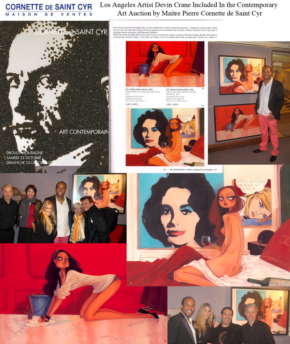 Art AuctionParis, France -