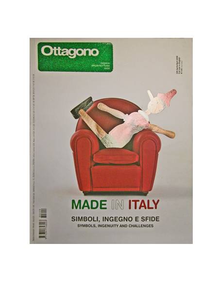ottagono magazine -n.209