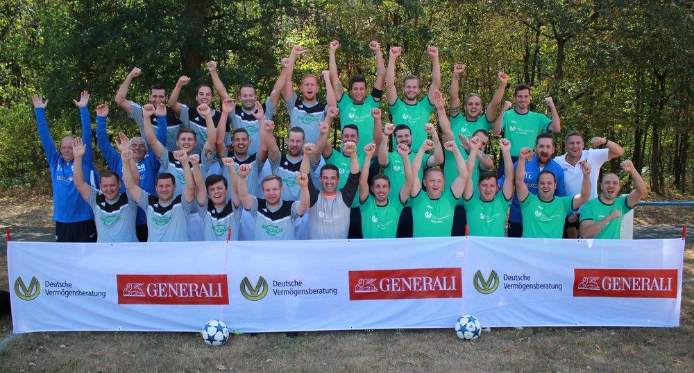 Fussballmannschaft SV Langd