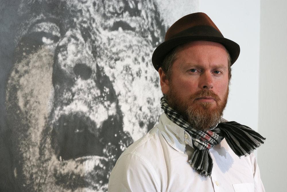 Xavier Ellis, curator.   charliesmithlondon.com