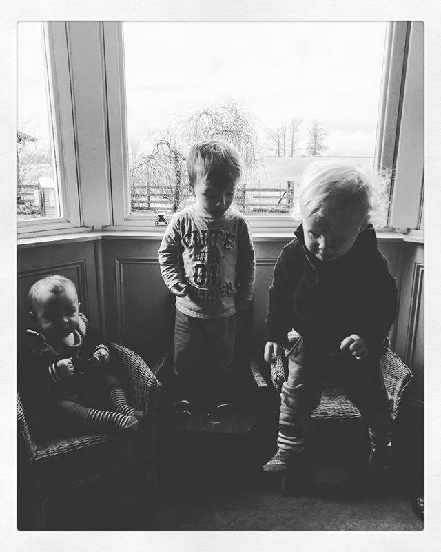 Action shot. #boys #toddlers #babies #family #3under3