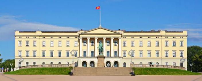 Norwegian Royal Palace