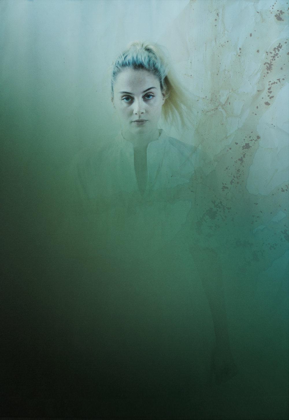 Plakat: Kristin Lavransdotter for Trøndelag Teater