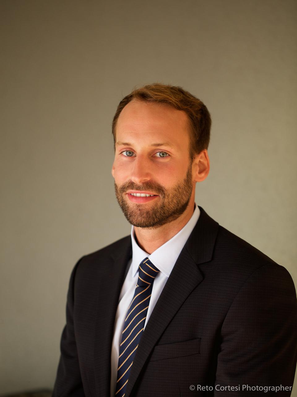 Christoph Lindt  Portrait, Rechtsanwalt