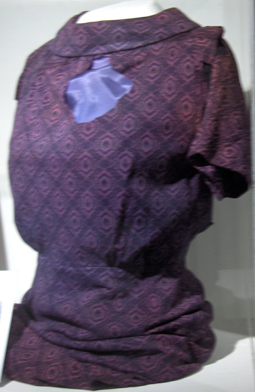 Betty's dress