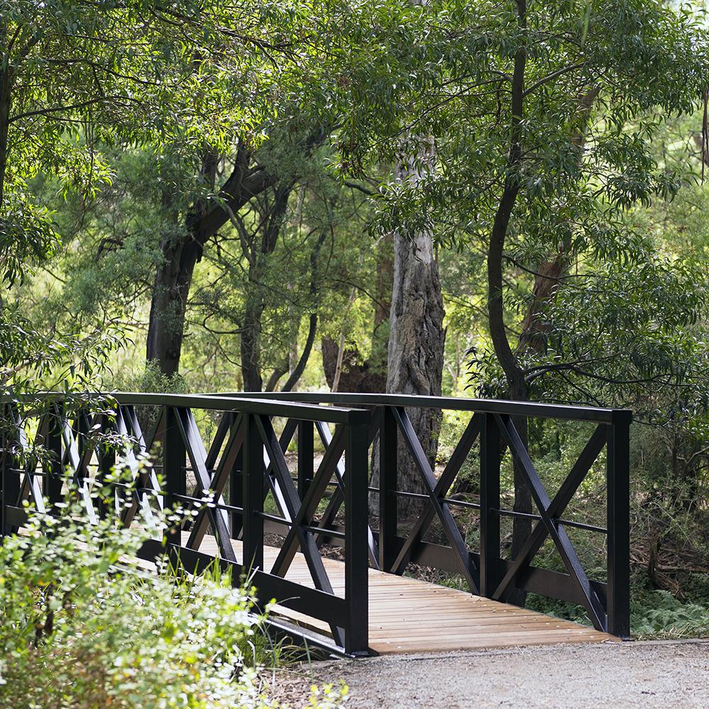 <3 minutes walkto Wurundjeri Walk -