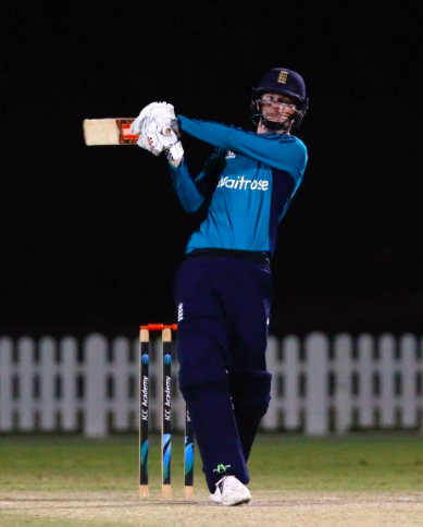 EUAN WOODS - ECB Level 2 CoachEngland Under 19 InternationalSurrey Academy CricketerBerkshire 1st XI Batting Allrounder