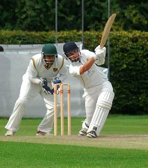 Billy Rogers - Berkshire 1st XI BatsmanHome Counties Premier League Cricketer