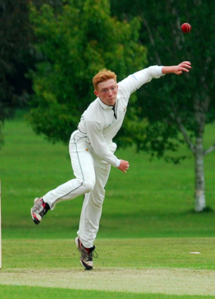 Max Stevenson - Berkshire 2nd XI Batsman/Leg SpinnerGloucestershire 2nd XI