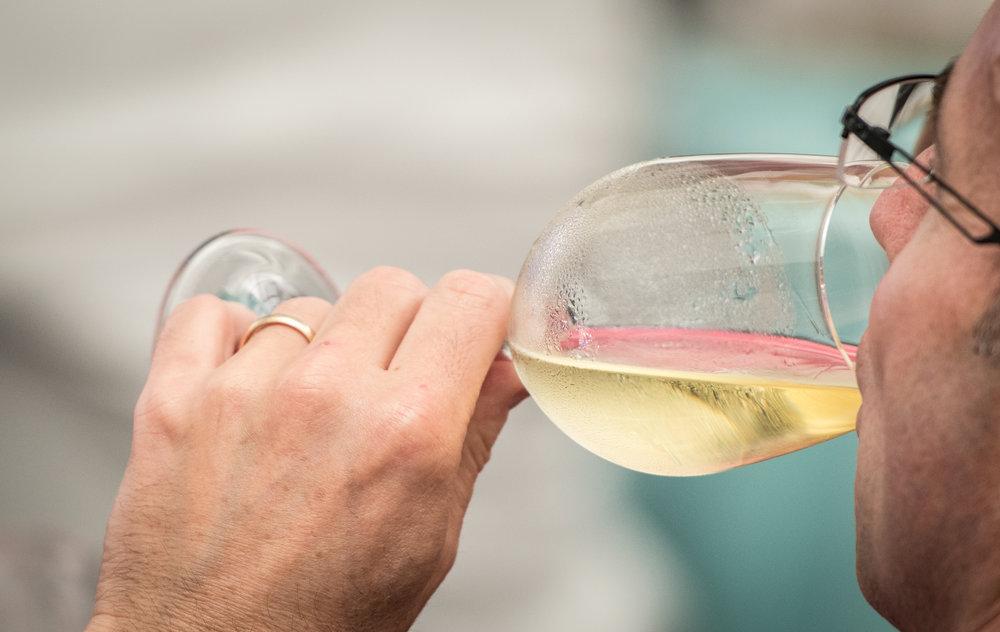 wine + Spirits pull -