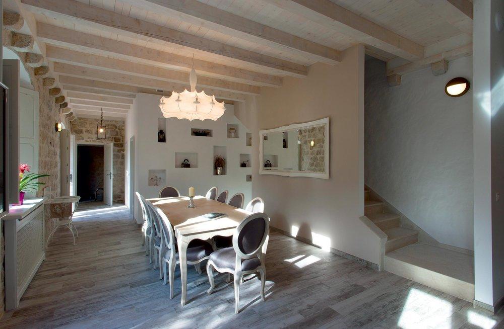 One of only ten Croatian properties listed on Luxury Retreats