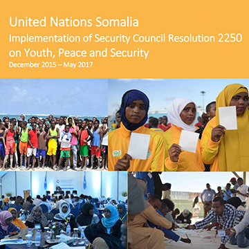 UN Somalia Implementation of Security Council Resolution 2250